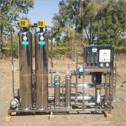 Stainless Steel Water Purifier Plant