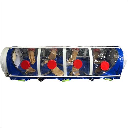 Biosafety Negative Pressure Portable Isolation Chamber