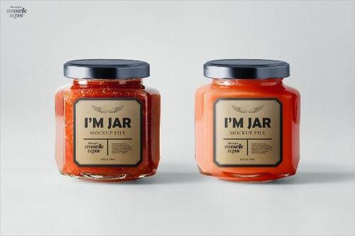 Jar Offset Product Label