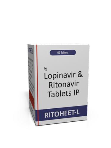 RITOHEET L TABLET(Lopinavir 200 Mg + Ritonavir 50 Mg)