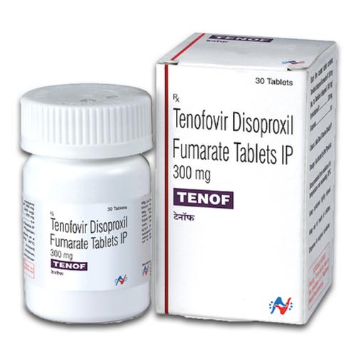 Tenof tab (Tenofovir(300mg)