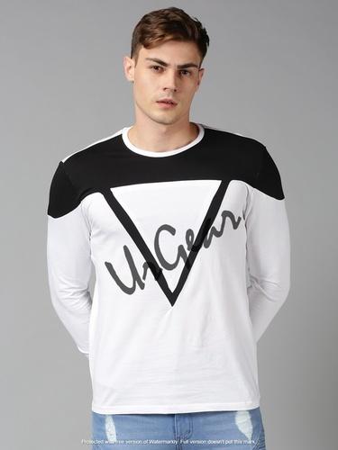 Mens Full Sleeve T Shirts