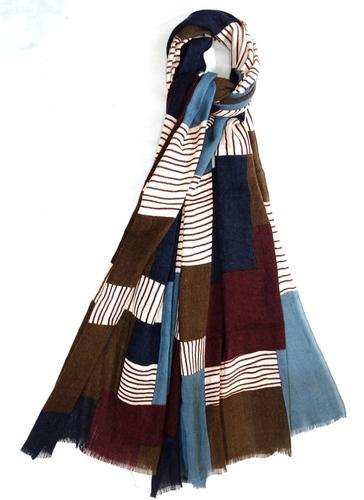 Wool Fancy Designer Shawls