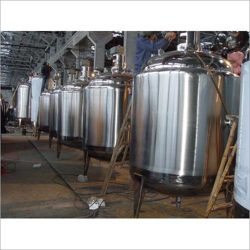 SS Continuous Stirred Tank Reactor