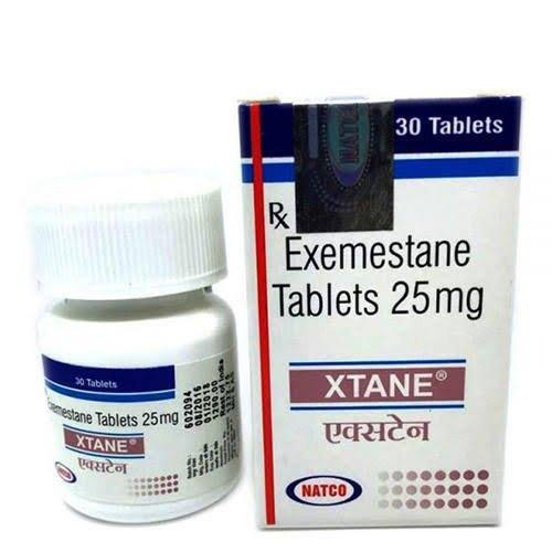 XTANE TABLET     (Exemestane 25 MG)