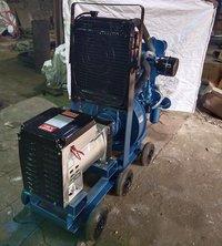 Self Start 7.5 KVA  Single Phase Diesel Generator