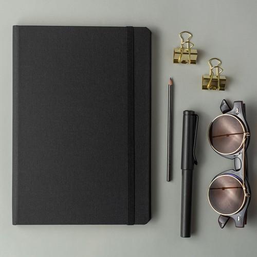 Hard Bound Notebooks
