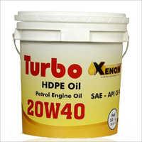 10 Ltr 20W40 HDPE Petrol Engine Oil
