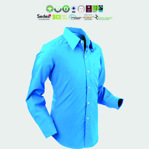 Cotton Made In Africa Men's Formal Shirts