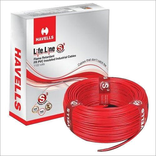 Flame Retardant FR PVC Havells Insulated Cable