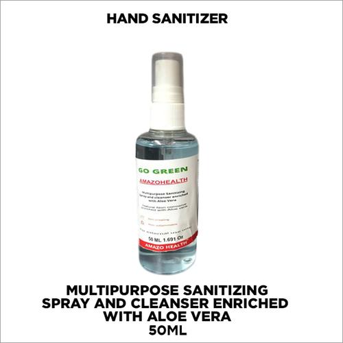 Go-Green Hand Sanitizing Spray