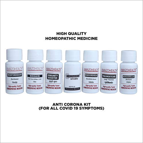 High-quality Homeopathic Medicine, Non-prescriptio