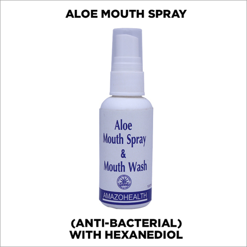 Aloe Mouth Spray (Anti-bacterial)