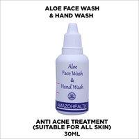 Aloe Face Wash
