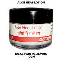 Aloe Heat Lotion (Ideal pain reliever)