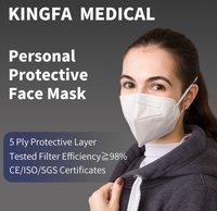 KINGFA KN95 FACE MASK RESPIRATOR