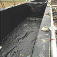 Gril Brand 500 Micron HDPE Geo - Membrane Pond Liner Sheet
