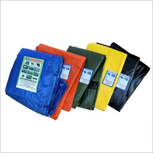 HDPE Woven Tarpaulin Fabric Sheet