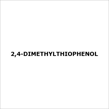 2,4 DIMETHYLTHIOPHENOL