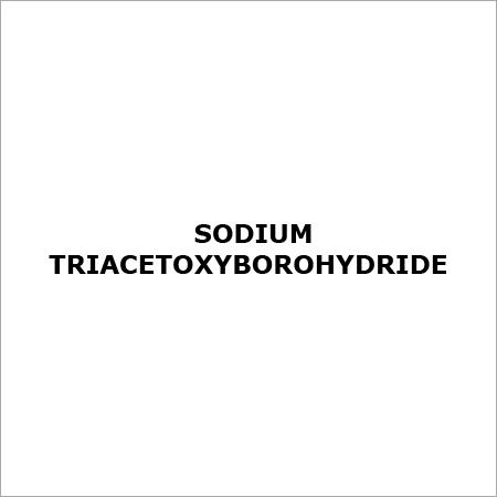 SODIUM TRIACETOXYBOROHYDRIDE