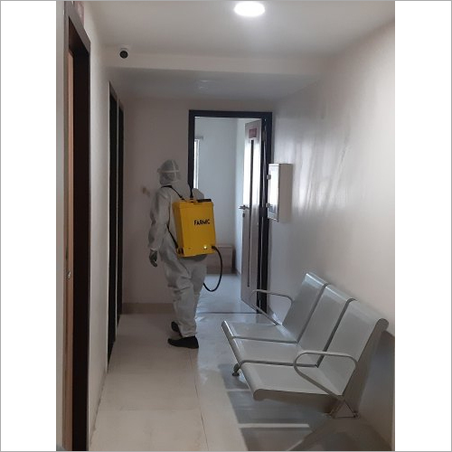Residential Housing Society Sanitization Services