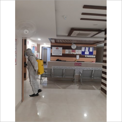 Corporate Offices Sanitization Services