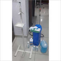 Factory Industry Sanitization Services