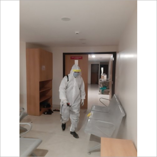 Hotel And Restaurant Sanitization Services