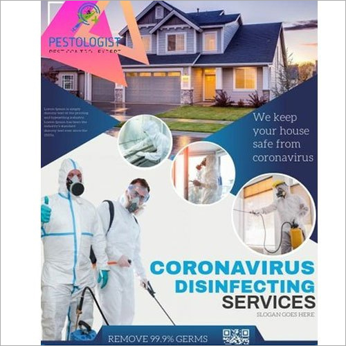 Residential Corona Virus Disinfection Cleaning Services