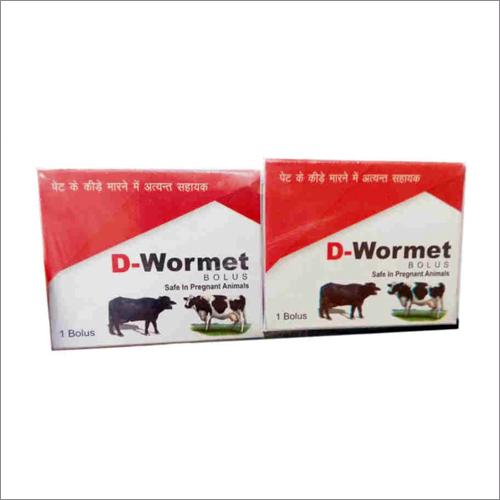 D-Wormet Bolus Animal Health Supplements