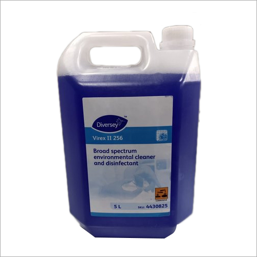 5 Ltr Broad Spectrum Environmental Cleaner And Disinfectant Chemical