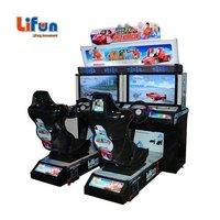 Coin Operated Simulator Outrun Arcade Machine