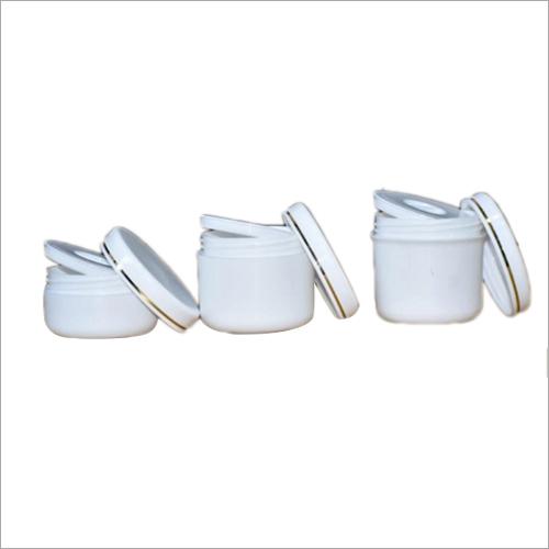 25gm 50gm 100 gm Double Wall Cream Jar