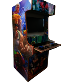 Pandora Arcade Game Machine