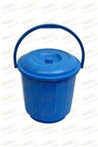 13 Liter Plastic Bucket With Lid