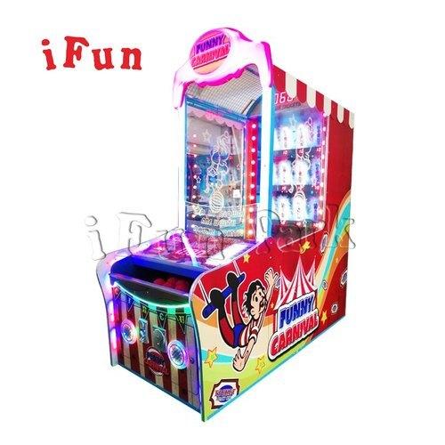 Clown Hitting Ball Redemption Arcade Game Machine