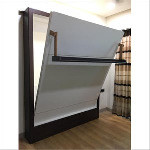 Vertical Folding Wall Bed