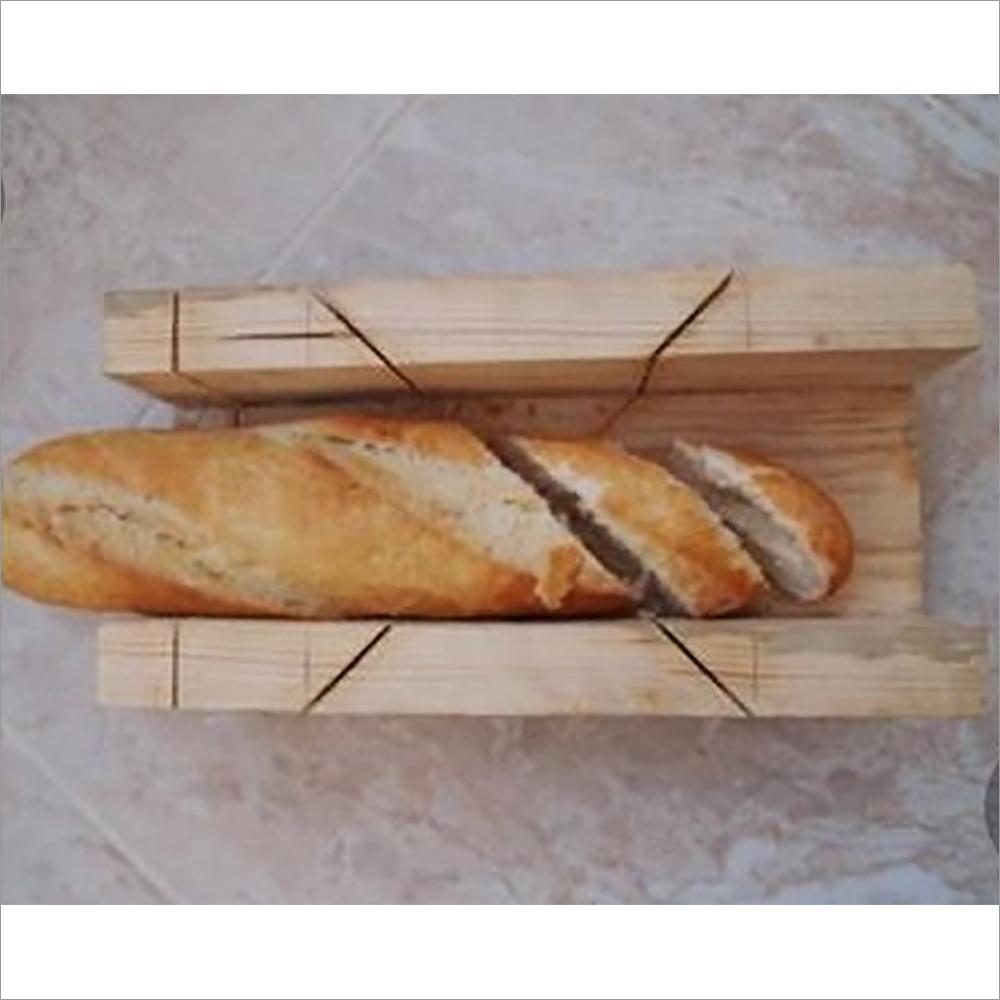 Wooden Bread Slicer