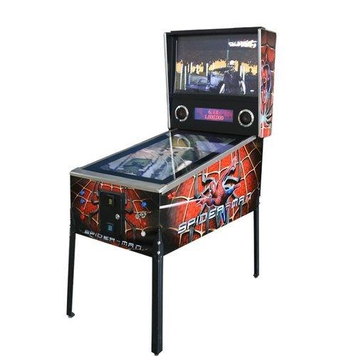 Games Virtual Flipper Pinball Arcade Game Machine