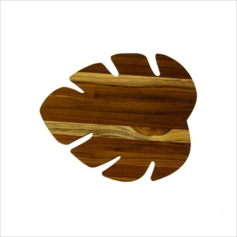 Wooden Coaster Set Of 6