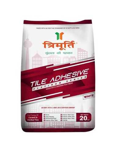Tile Adhesive Platinum Series