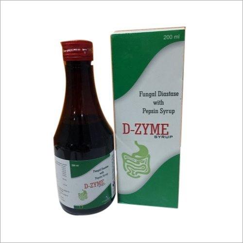 200ml Fungal Diastase With Pepsin Syrup