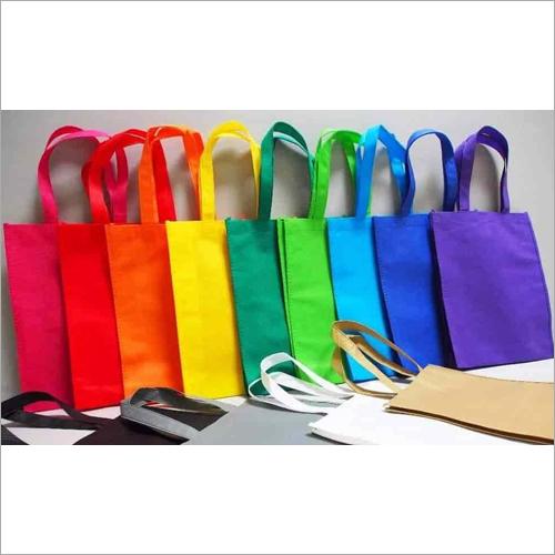 Multicolor Non Woven Shopping Bag
