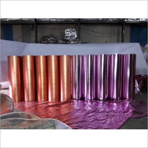 Metallic Non Woven Fabric