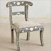 Bone Inlay Furniture Chair