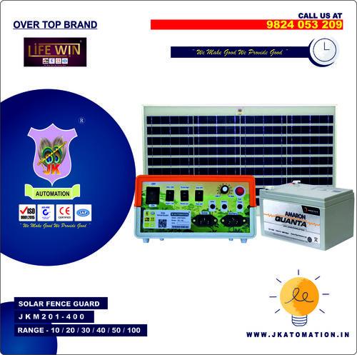 SOLAR FENCE GUARD JKSFG25 (25 ACER)