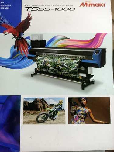 TS55-1800 transfer inkjet printer