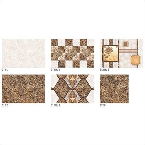 312 Series Glossy Tiles