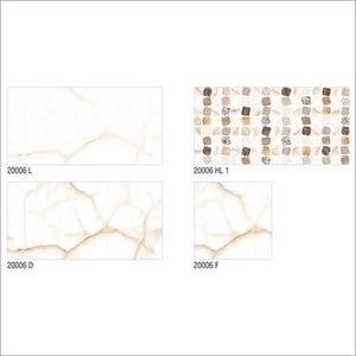 20006 Series Glossy Digital Wall Tiles