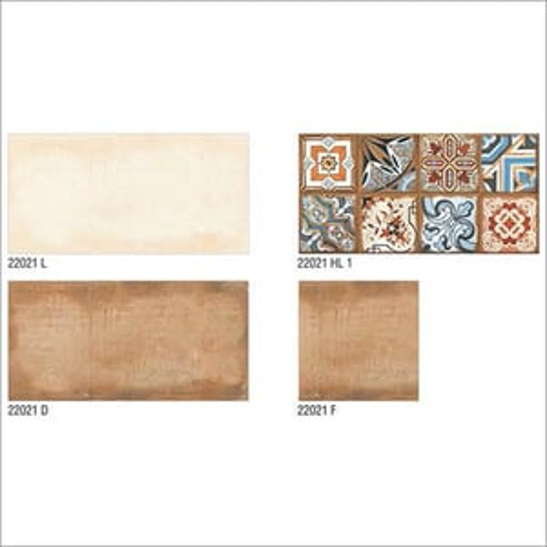 22021 Series Matt Room Tiles
